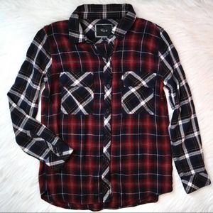 Rails Flannel Button Down Shirt